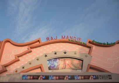 Movie Theatre in Jaipur, India